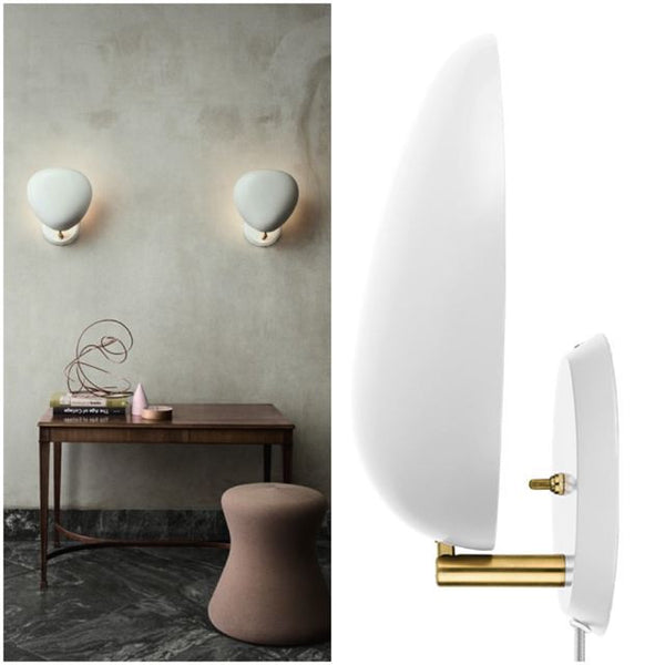 GUBI COBRA WALL LIGHT- HARDWIRED - Eclectic Cool  - 1