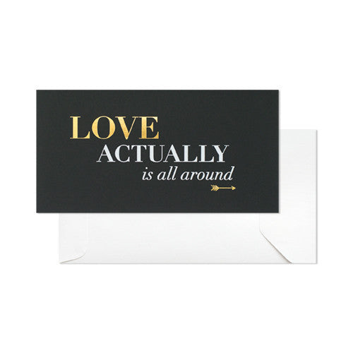 SUGAR PAPER LOVE ACTUALLY - Eclectic Cool