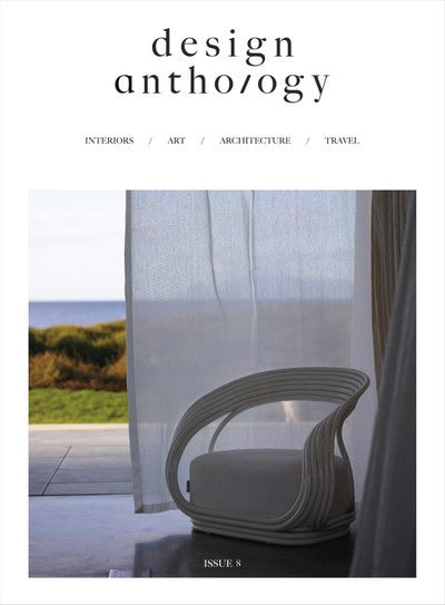 Design Anthology Issue 8 - Eclectic Cool