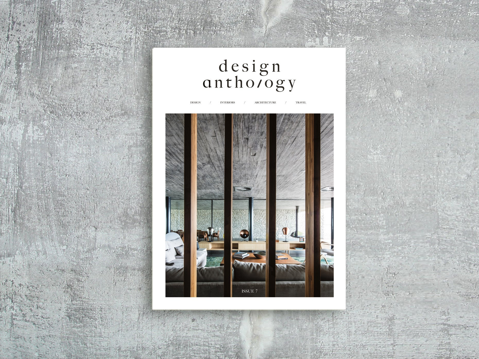 Design Anthology Issue 7 - Eclectic Cool