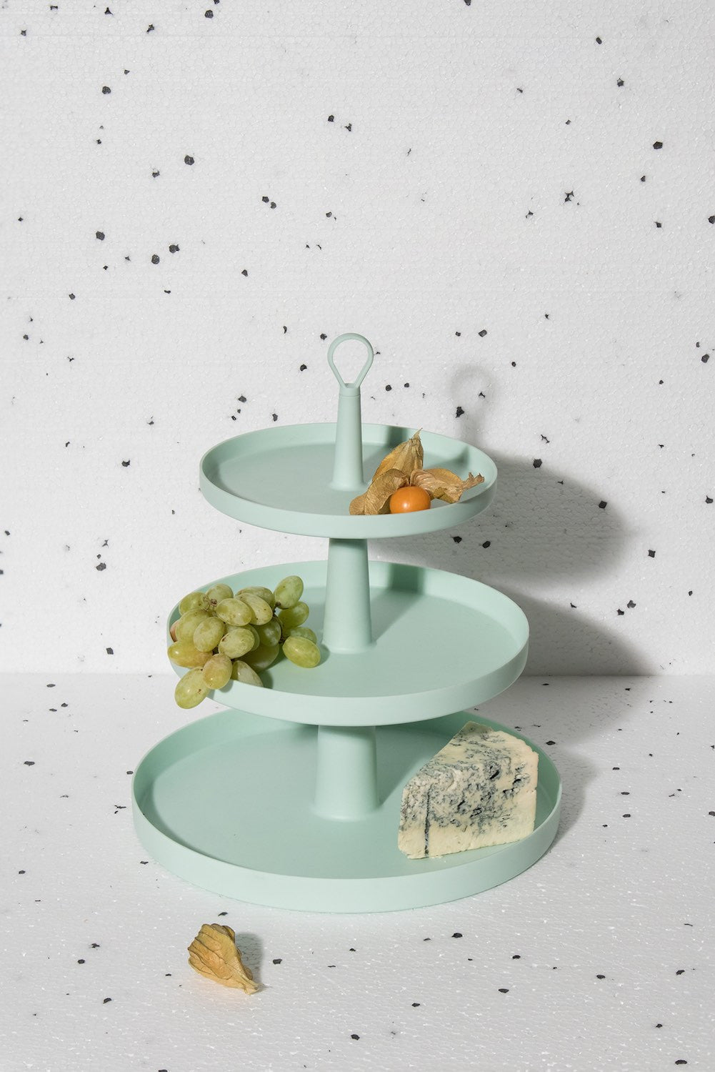 OMMO THREE LEVELS CAKE STAND - Eclectic Cool  - 1