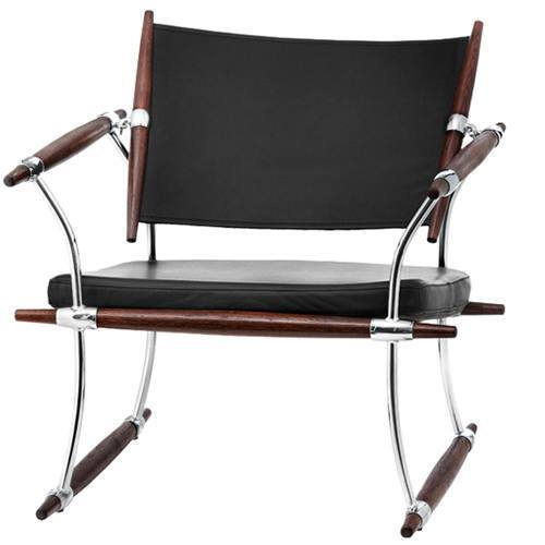 GUBI QUISTGAARD SAFARI CHAIR - Eclectic Cool  - 1