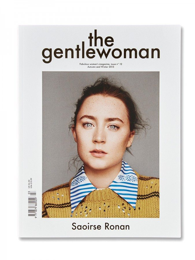 The Gentlewoman Magazine Autumn/Winter 2015 - Eclectic Cool