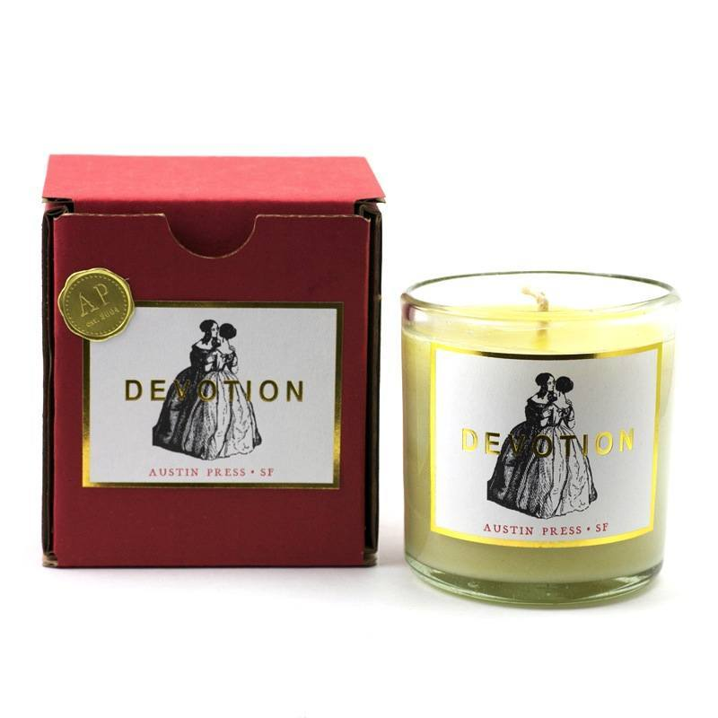 Austin Press Devotion Candle - Eclectic Cool