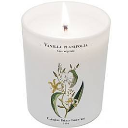 Carrier Freres VANILLE (VANILLA) candle - Eclectic Cool  - 3