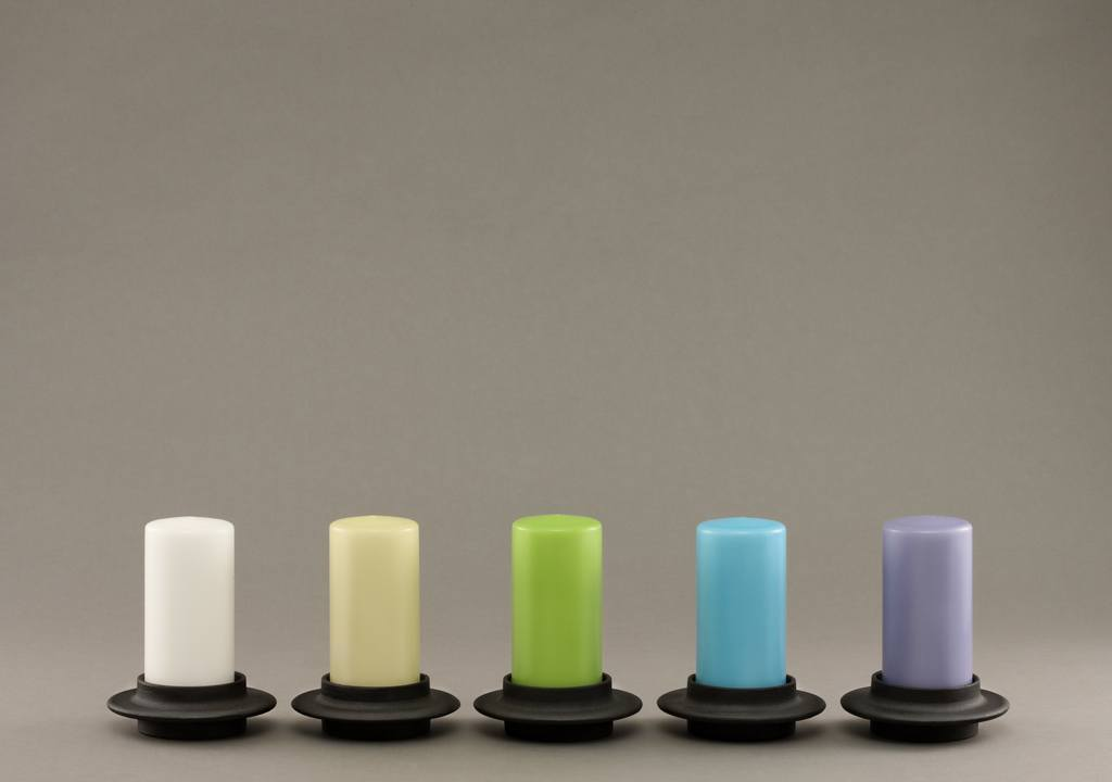 Normann Copenhagen Heima Block Candle Holder - Eclectic Cool  - 2