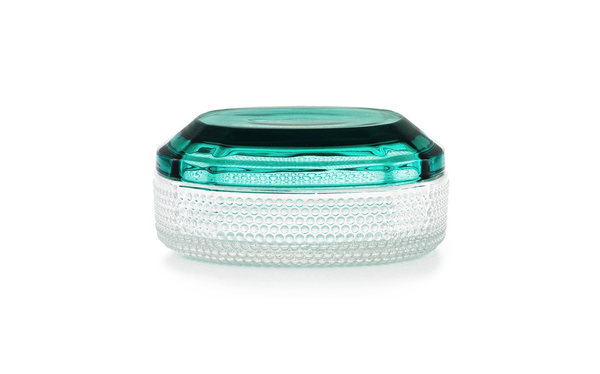 Normann Copenhagen Brilliant Box Large in Turquoise - Eclectic Cool