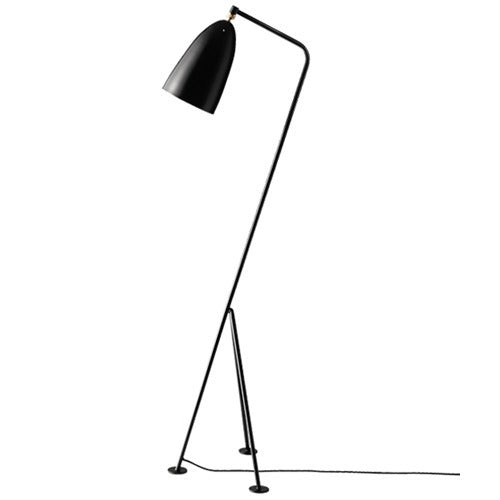 GRASSHOPPER STANDARD LIGHT IN JETBLACK BY GRETA GROSSMAN - Eclectic Cool