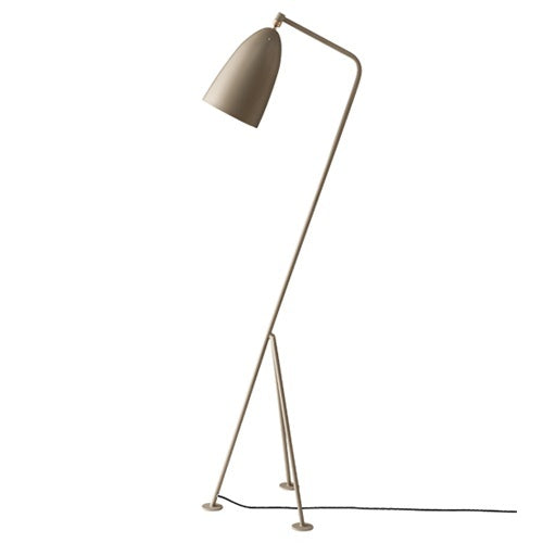 GUBI GRASSHOPPER FLOOR LAMP - WARM GREY - Eclectic Cool  - 1