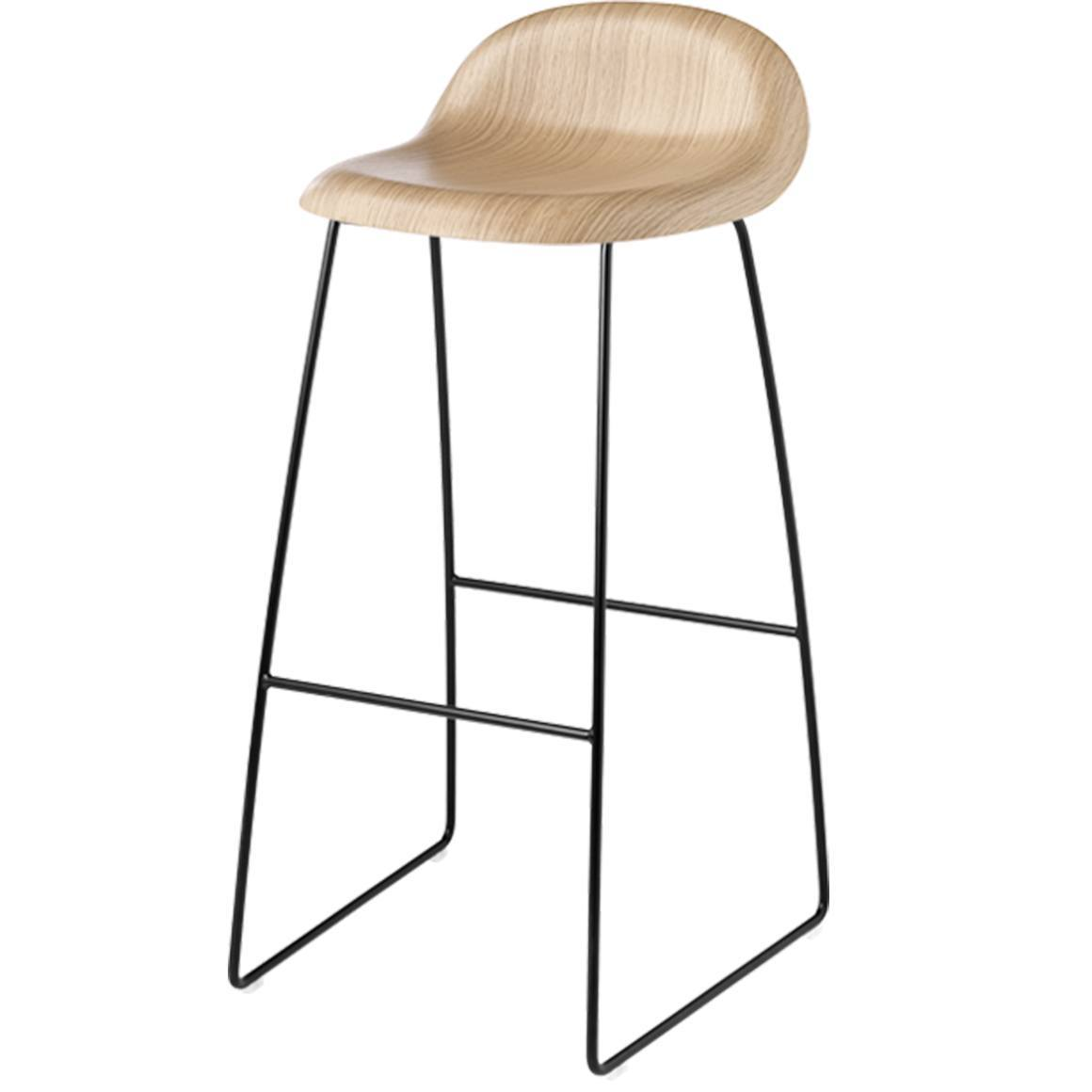 GUBI 3 STOOL-CHROME BASE - Eclectic Cool  - 9
