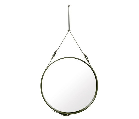 GUBI ADNET MIRROR CIRCULAIRE - Eclectic Cool  - 1