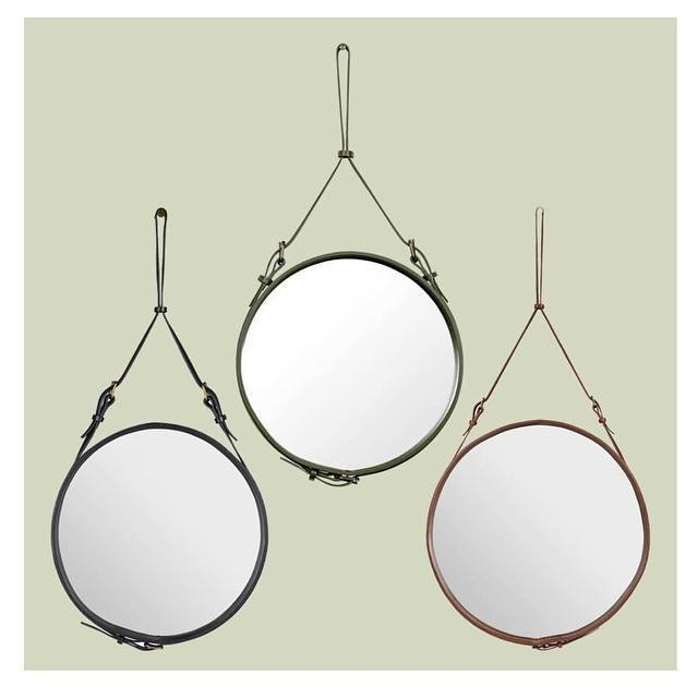 GUBI ADNET MIRROR CIRCULAIRE - Eclectic Cool  - 2