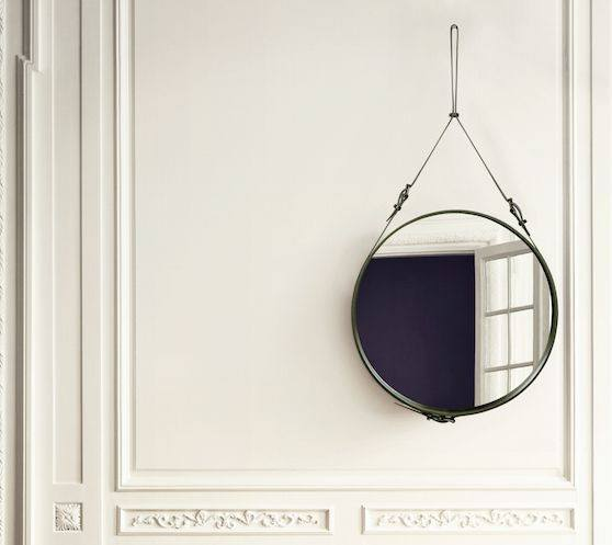 GUBI ADNET MIRROR CIRCULAIRE - Eclectic Cool  - 3
