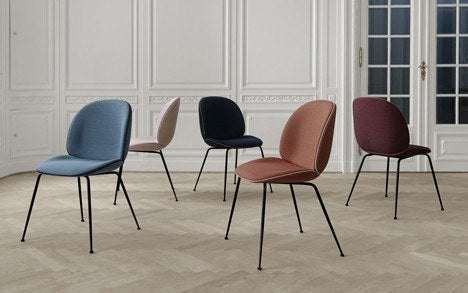 GUBI BEETLE DINING CHAIR - Eclectic Cool  - 5