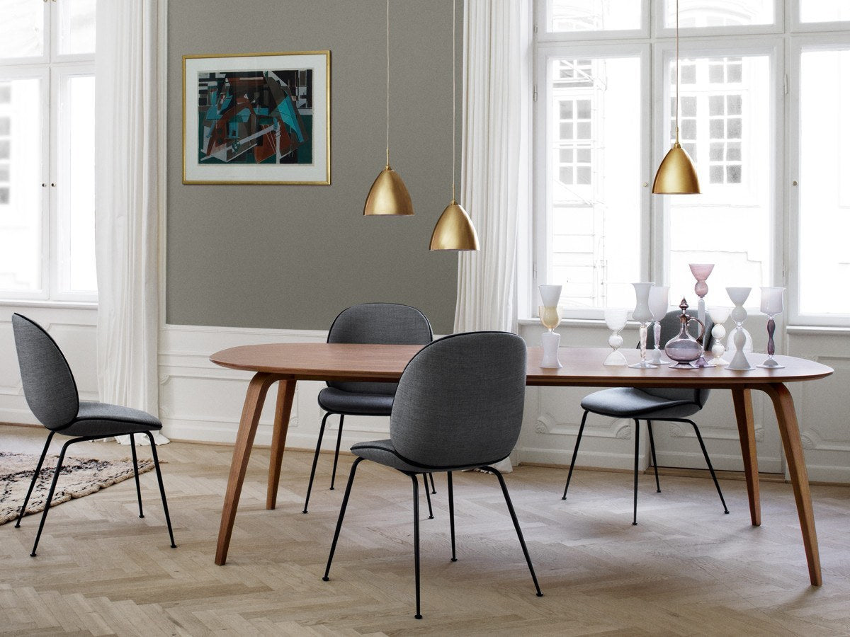GUBI BEETLE DINING CHAIR - Eclectic Cool  - 6