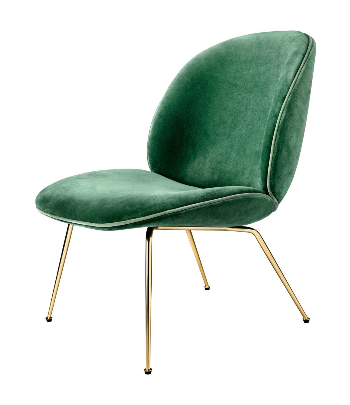 GUBI BEETLE LOUNGE CHAIR - Eclectic Cool  - 1