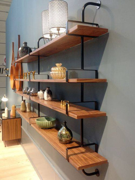 GUBI DEMON SHELF IN OAK - Eclectic Cool  - 1