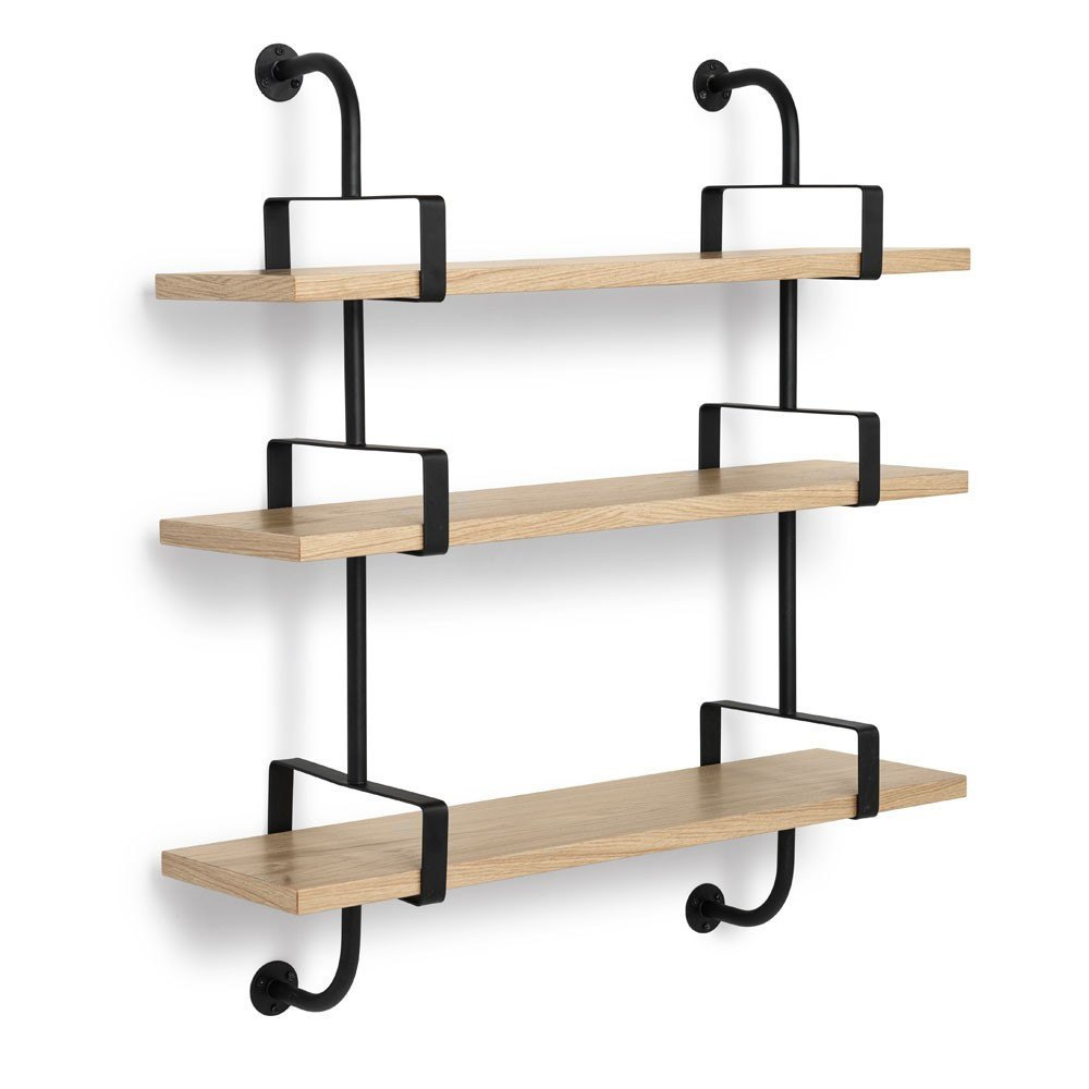 GUBI DEMON SHELF IN OAK - Eclectic Cool  - 2
