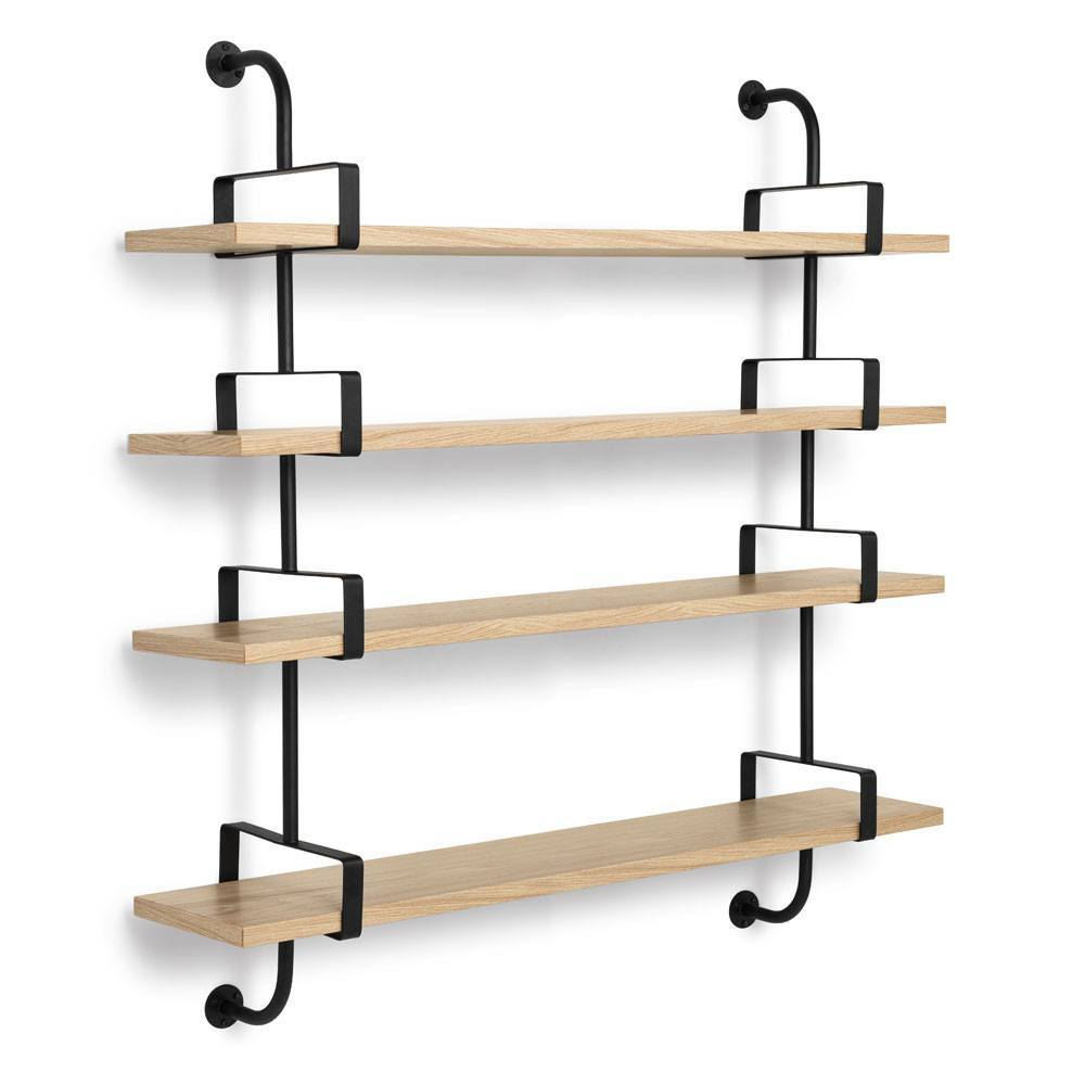 GUBI DEMON SHELF IN OAK - Eclectic Cool  - 4