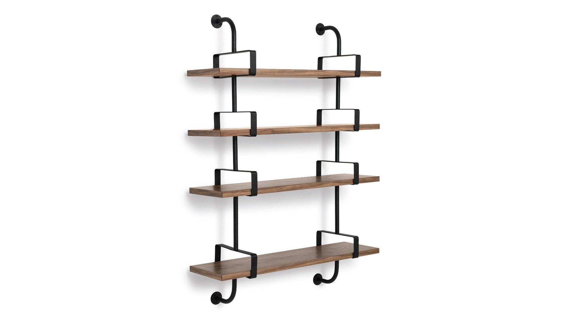 GUBI DEMON SHELF IN WALNUT - Eclectic Cool  - 4
