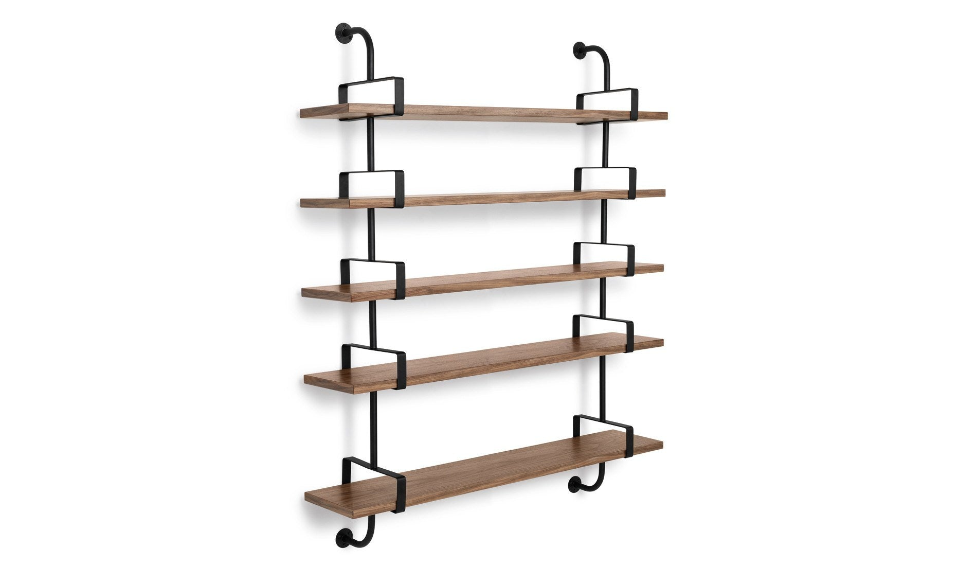 GUBI DEMON SHELF IN WALNUT - Eclectic Cool  - 5