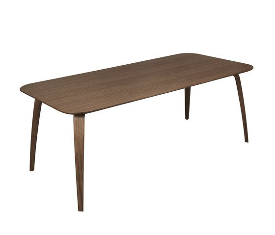 GUBI DINING TABLE RECTANGULAR - Eclectic Cool  - 2