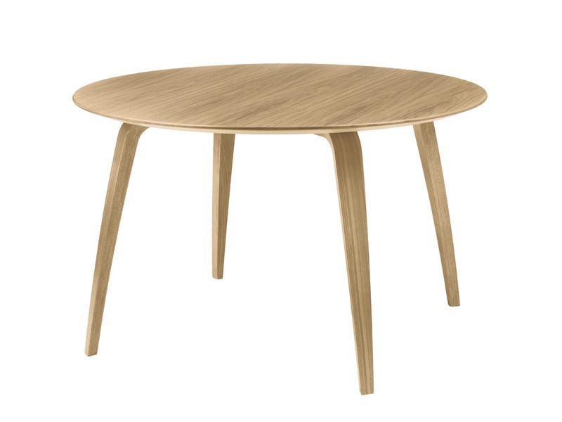 GUBI DINING TABLE ROUND Ø120CM - Eclectic Cool  - 5