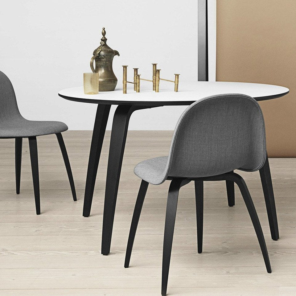 GUBI DINING TABLE ROUND Ø120CM - Eclectic Cool  - 6