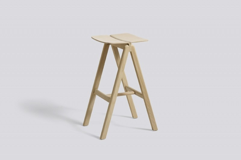 HAY COPENHAGUE BAR STOOL-FRONT UPHOLSTERY - Eclectic Cool  - 2