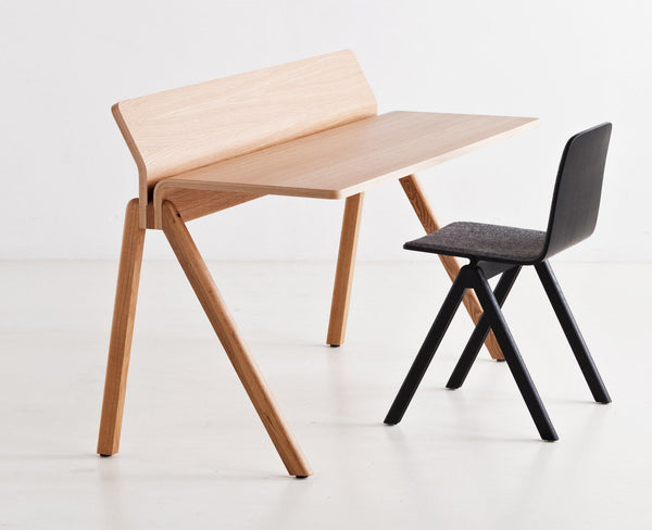 HAY COPENHAGUE MOULDED PLYWOOD DESK CPH190 - Eclectic Cool  - 1