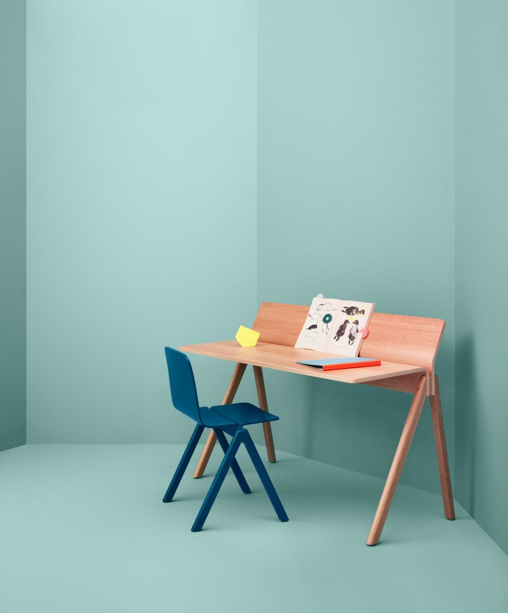 HAY COPENHAGUE MOULDED PLYWOOD DESK CPH190 - Eclectic Cool  - 4