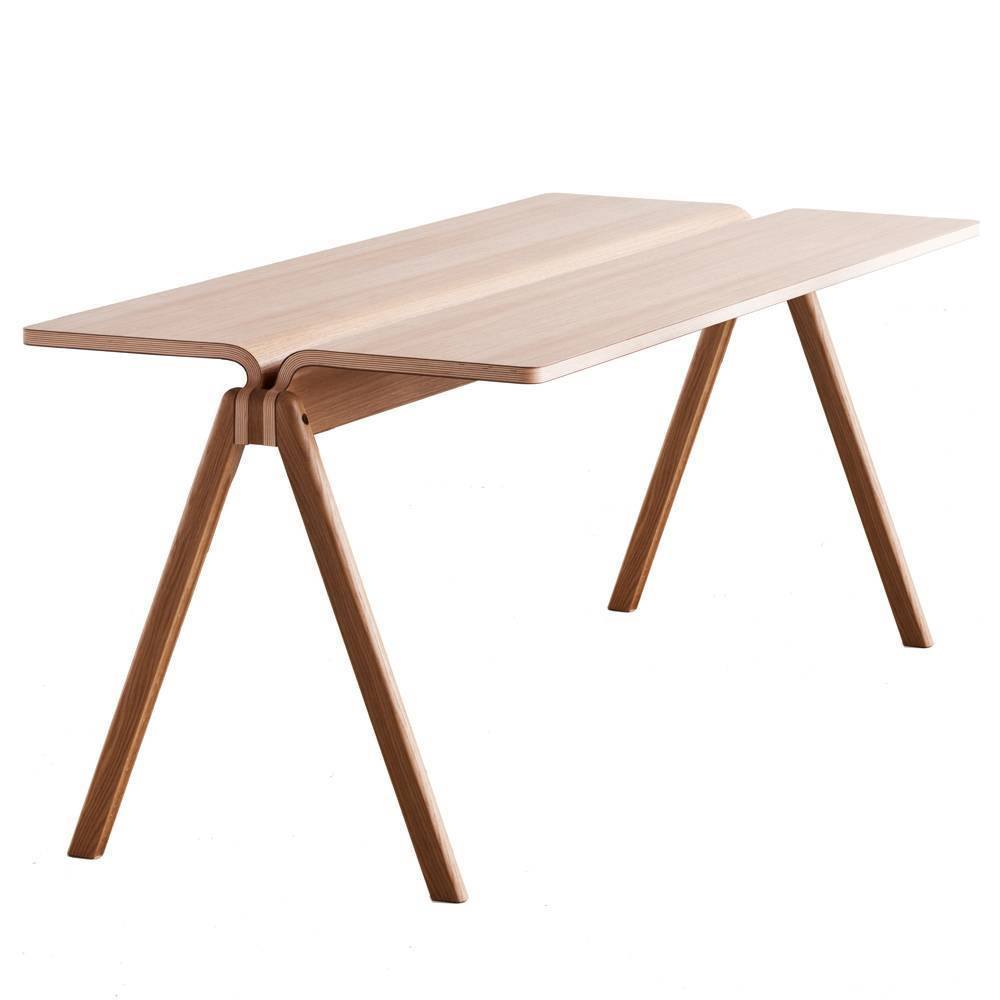 HAY COPENHAGUE MOULDED PLYWOOD TABLE CPH150 - Eclectic Cool  - 1