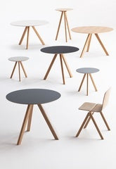 HAY COPENHAGUE ROUND TABLE CPH20 - Eclectic Cool  - 5