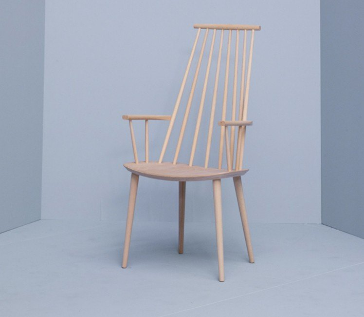 HAY J110 CHAIR - Eclectic Cool  - 3