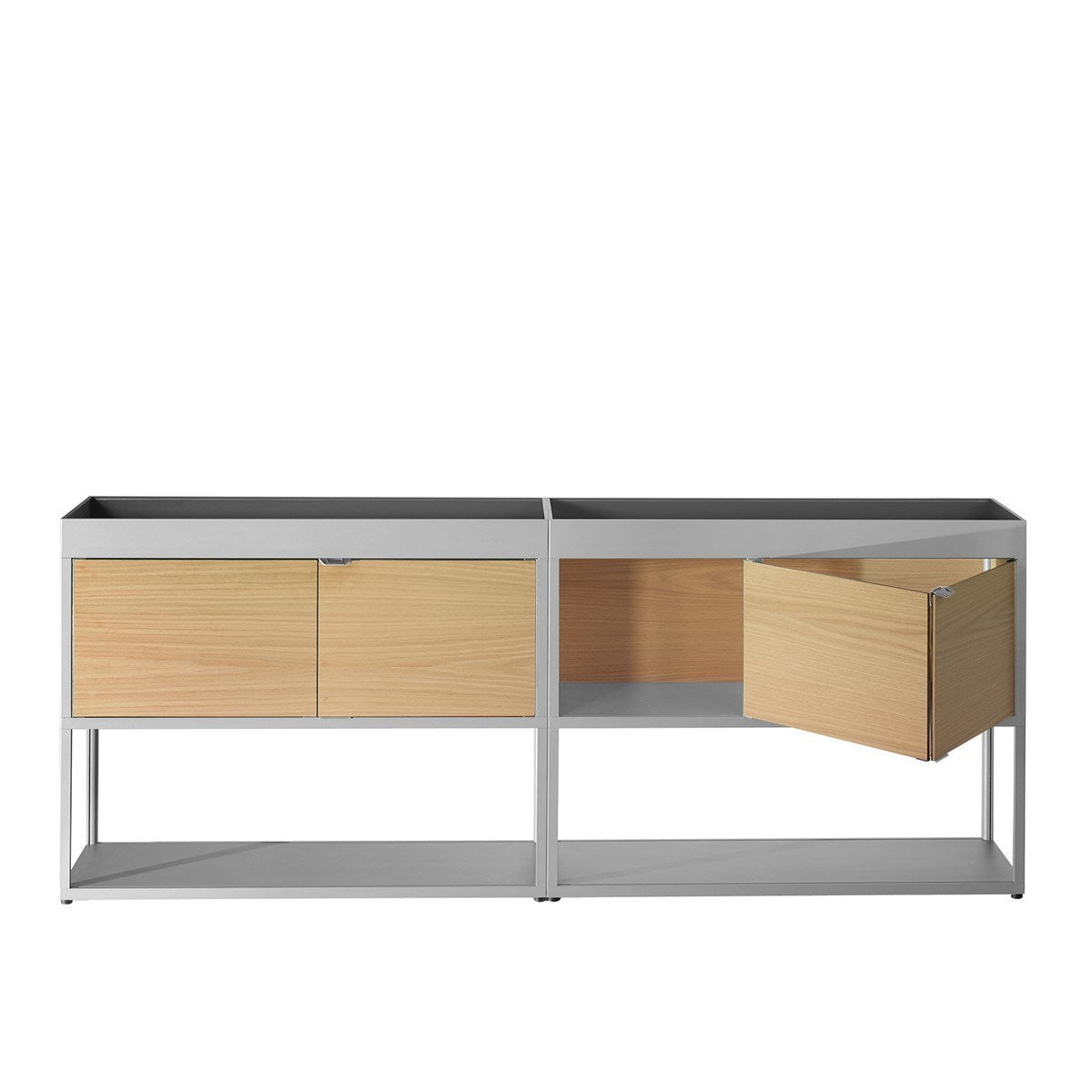 HAY NEW ORDER DOUBLE SIDEBOARD WITH TOP TRAY - Eclectic Cool  - 4