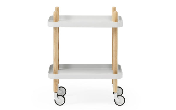 NORMANN COPENHAGEN BLOCK TABLE - Eclectic Cool  - 1