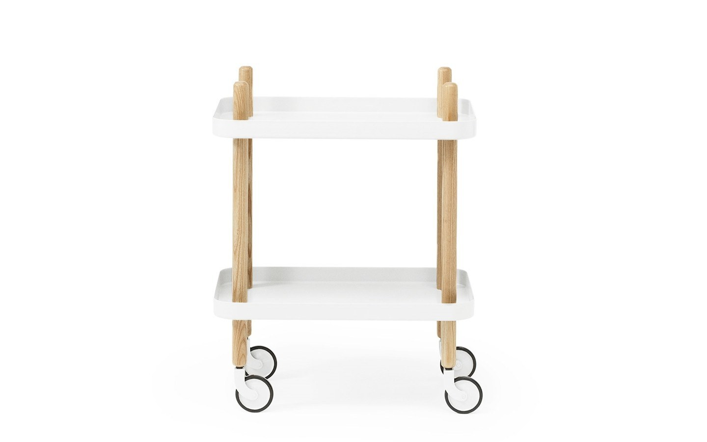 NORMANN COPENHAGEN BLOCK TABLE - Eclectic Cool  - 2