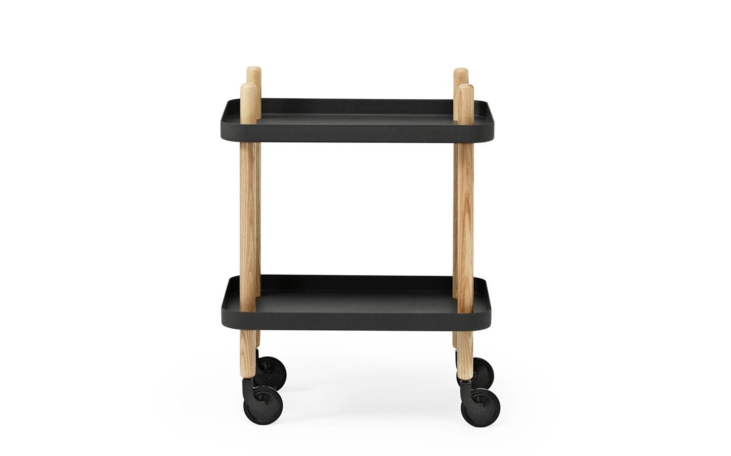 NORMANN COPENHAGEN BLOCK TABLE - Eclectic Cool  - 4