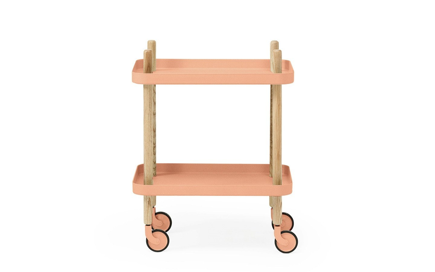 NORMANN COPENHAGEN BLOCK TABLE - Eclectic Cool  - 5