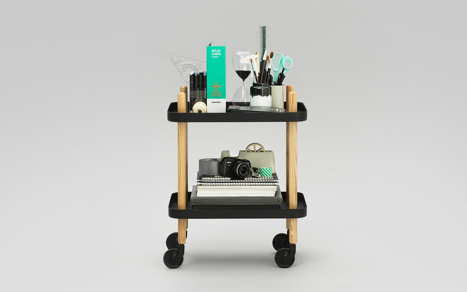 NORMANN COPENHAGEN BLOCK TABLE - Eclectic Cool  - 7