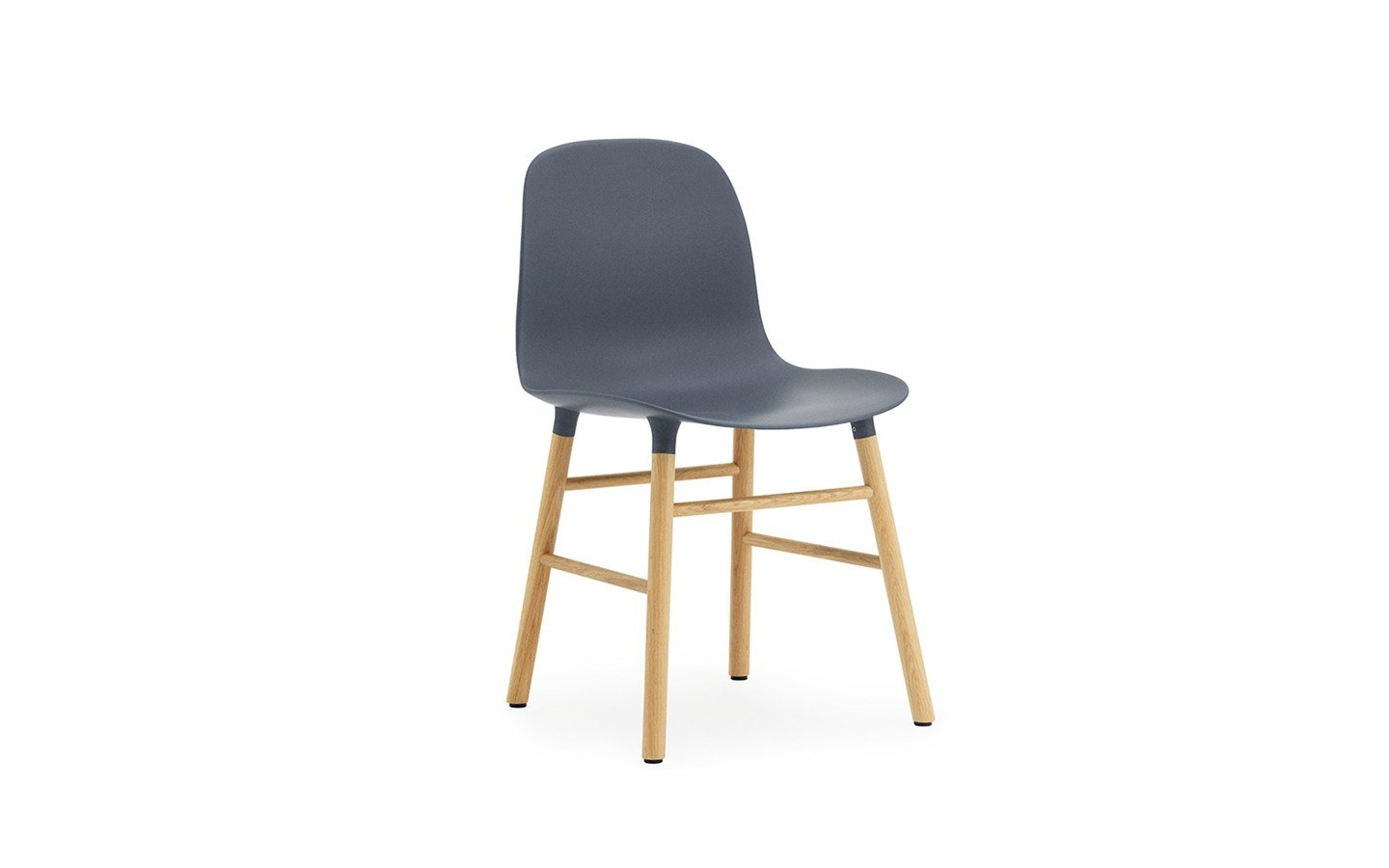 NORMANN COPENHAGEN FORM CHAIR-STEEL BASE - Eclectic Cool  - 2