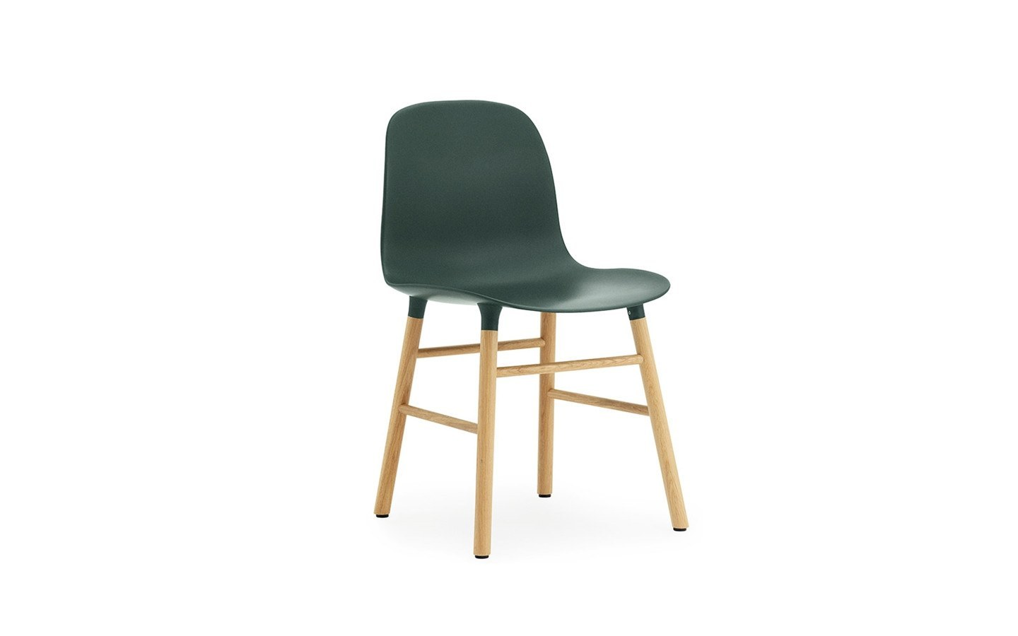 NORMANN COPENHAGEN FORM CHAIR-STEEL BASE - Eclectic Cool  - 3