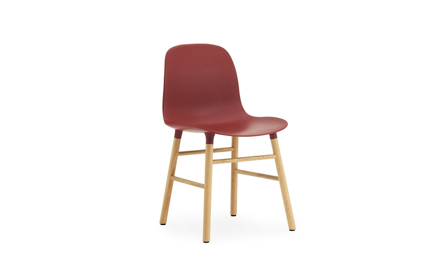 NORMANN COPENHAGEN FORM CHAIR-STEEL BASE - Eclectic Cool  - 6