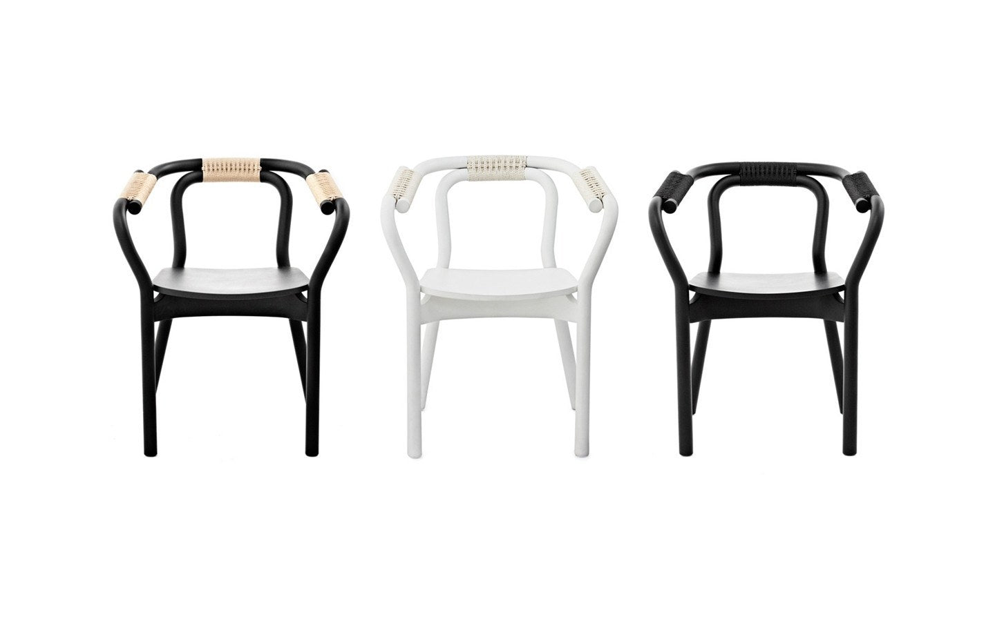 NORMANN COPENHAGEN KNOT CHAIR - Eclectic Cool  - 4