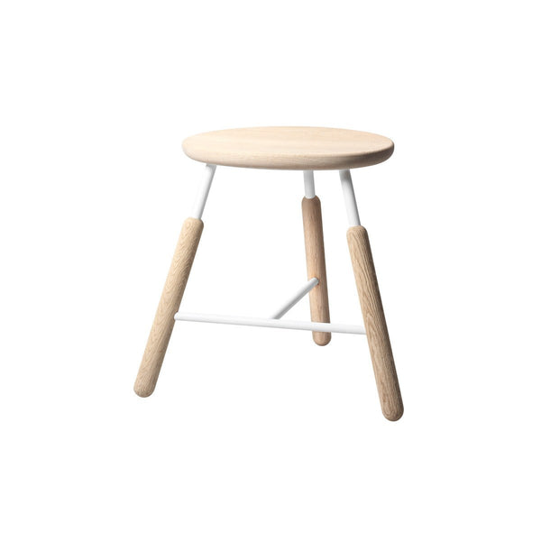 &TRADITION RAFT STOOL - Eclectic Cool  - 1