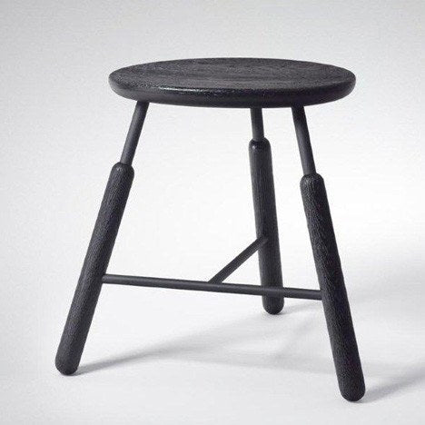 &TRADITION RAFT STOOL - Eclectic Cool  - 7