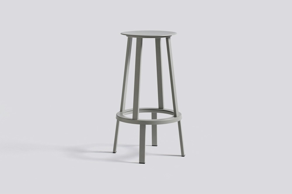 WRONG FOR HAY REVOLVER STOOL - Eclectic Cool  - 2