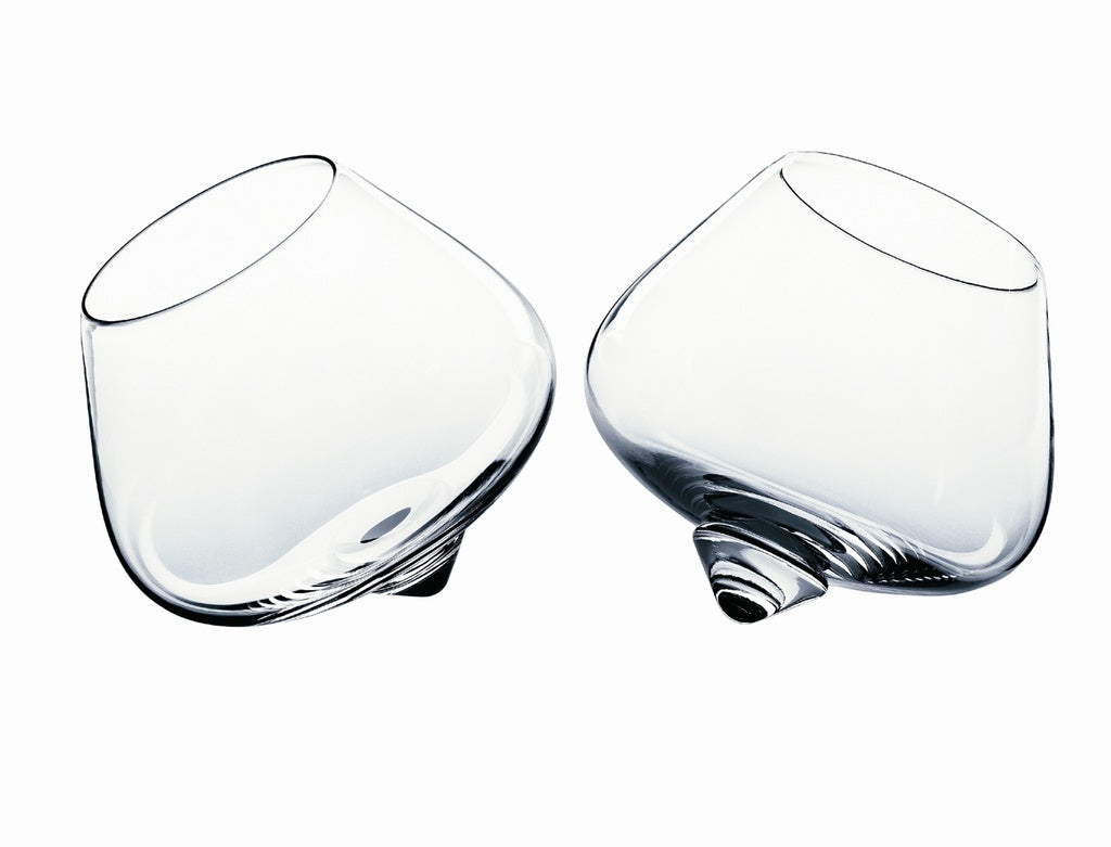 Normann Copenhagen Cognac Glasses - 2 pcs - Eclectic Cool  - 4