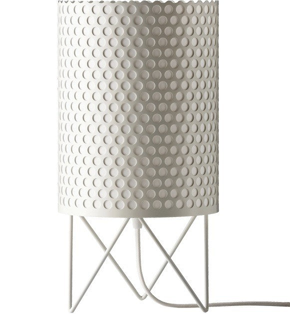 GUBI PEDRERA ABC TABLE LAMP IN WHITE - Eclectic Cool  - 2