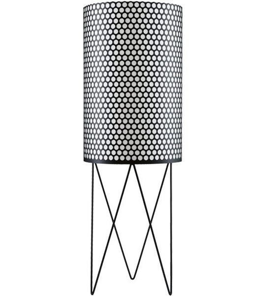 GUBI PEDRERA PD2 FLOOR LAMP IN BLACK - Eclectic Cool  - 1